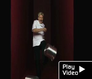 Gordon Ramsay Goes Wild in Photo Shoot