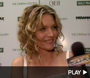Michelle Pfeiffer Stays Away from What!?