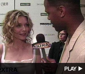 Michelle Pfeiffer's New York Dish