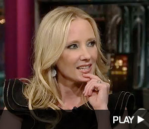 Anne Heche Gets Nasty