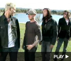 Behind the Scenes With Lifehouse