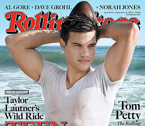 Taylor Lautner Faced 'Bullying'