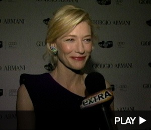 Cate Blanchett to Wear Helmet On-Stage