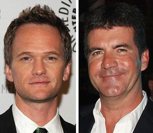 Neil Patrick Harris Head-to-Head with Simon on 'Idol'