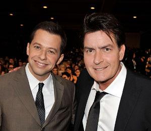 Jon Cryer: Charlie Sheen 'Professional' On-Set