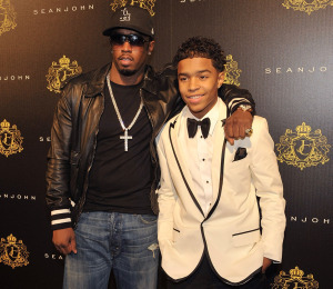 Diddy Buys $360,000 Car for Son's 16th