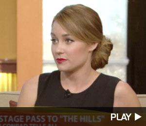 Lauren Conrad Mum on Heidi Montag's New Look