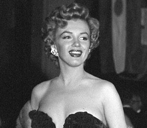 Never Before Seen Photos of Marilyn Monroe!