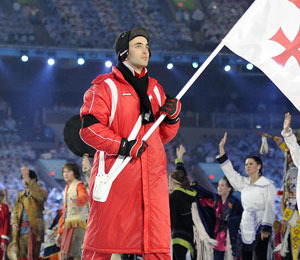 Olympics Opening Ceremony Honors Fallen Luger