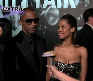 Jamie Foxx and Stacey Dash: 'It's a Date'