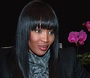 Naomi Campbell Smacks Camera, Walks Out of Interview!