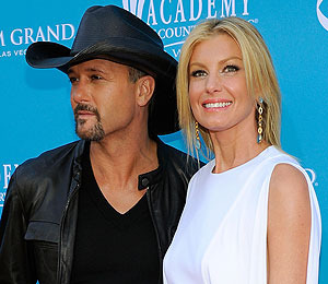 Tim McGraw and Faith Hill to Organize a Flood Benefit