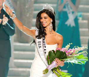 Miss USA: Stripping Before the Crown?