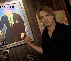 Larry Birkhead Gives 'Extra' a Sneak Peek at Anna Nicole Auction