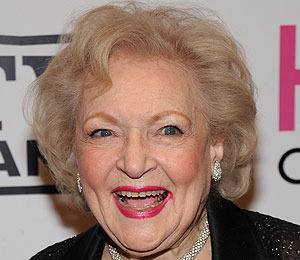 Betty Is White 'Hot in Cleveland'