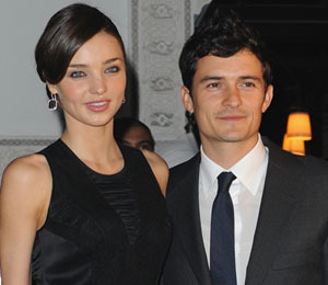 Miranda Kerr and Orlando Bloom Expecting a Baby