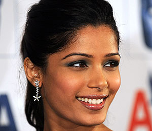 Role Call: Freida Pinto in 'Planet of the Apes' Prequel