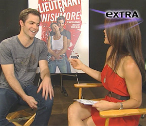 Chris Pine Treks from Big Screen to Stage