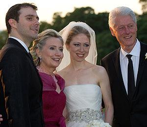 Photos! Chelsea Clinton's Wedding