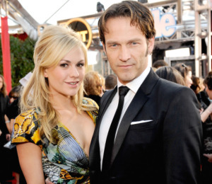 'True Blood' Stars Stephen Moyer and Anna Paquin Wed