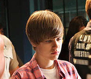 Sneak Peek! Justin Bieber on 'CSI'