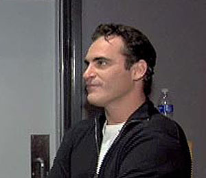Joaquin Phoenix: 'I Wanted Out'