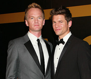 """""""Mother"""" Star Neil Patrick Harris is a Father"""