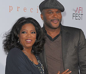 Tyler Perry Reveals Abusive Childhood on 'Oprah'