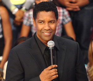 Denzel Washington: 'I Don't Know a Thing About Women'