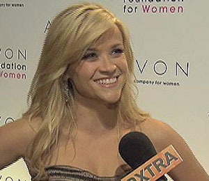 Reese Witherspoon on Jack Nicholson, Shoes and Mini-Triathlons