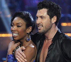 'DWTS': Brandy and Maks Stand Up to Bullies