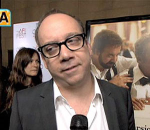 Paul Giamatti on Aging Gracefully
