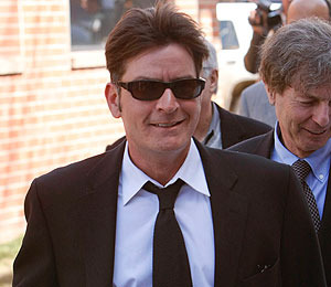 Charlie Sheen Files Extortion Suit Against Porn Star