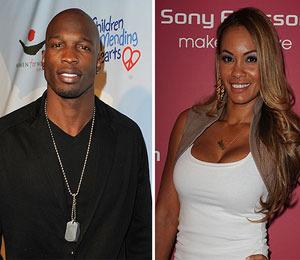 NFL's Chad Ochocinco Engaged to Model Evelyn Lozada