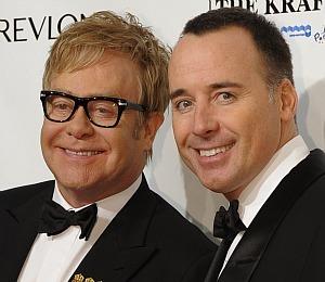 Elton John is a New Dad!