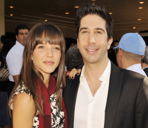 David Schwimmer is Getting Married