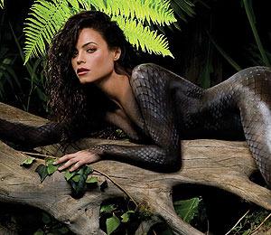 Jenna Dewan Tatum: Beauty is Faux Skin Deep