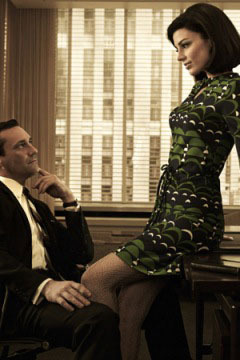 Extra Scoop: 'Mad Men' Recap: A Real Shocker