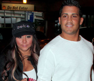 In a Pickle? Snooki Brushes Off Rumors Her BF is Cheating