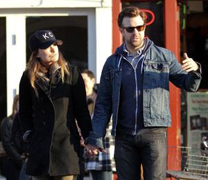 New Couple Alert! Jason Sudeikis and Olivia Wilde