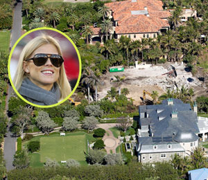 Elin Nordegren, Homewrecker? Tiger's Ex Demolishes $12M Mansion