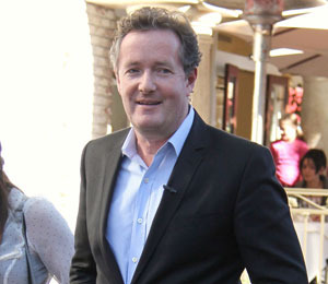 Piers Morgan on One-Year Anniversary, Favorite Guests and 'AGT'