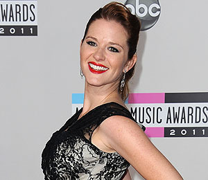 It's a Boy for 'Grey's Anatomy' Star Sarah Drew