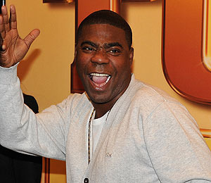 Report: Tracy Morgan Falls Unconscious, Rushed to Hospital
