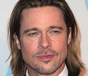 "Why Brad Pitt Quit Smoking Pot: ""I Was Turning into a Doughnut"""