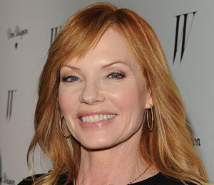 'CSI': 'Extra' Interrogates Marg Helgenberger on Final Episode