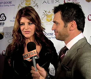Kirstie Alley and Maks Chmerkovskiy... Together Again!