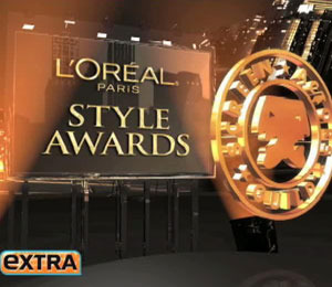 L'Oreal Paris' Style Awards at the 2012 SAG Awards