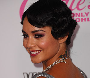 Vanessa Hudgens Auctions Dress for Stand Up to Cancer