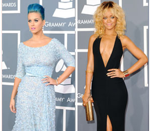 Vote! Who Is the Best-Dressed Starlet at the Grammys?